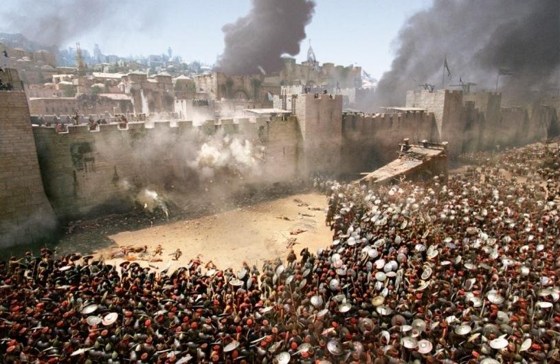Resultado de imagen de la caída de jerusalén
